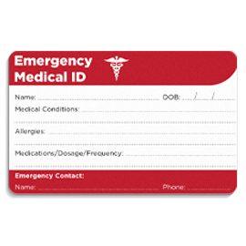 EmergencyMedicalID